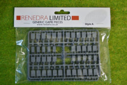 GRAVE STONES TYPE A RENEDRA Scenery & Terrain 28mm