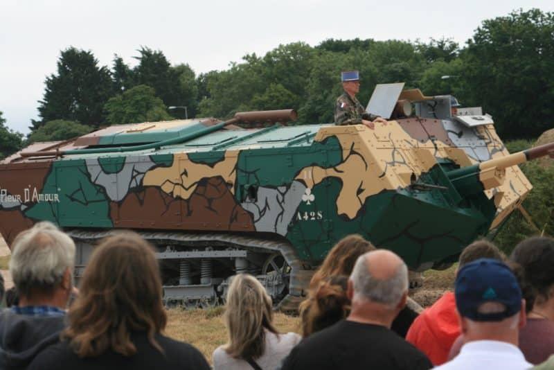 Saint-Chalmonde Tank
