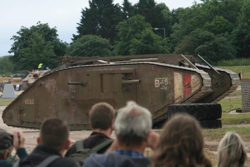 British Mark IV