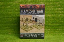 Flames of War BOFORS LIGHT TROOP BBX36