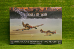 Flames of War HURRICANE TANK BUSTING FLIGHT 15mm BBX40