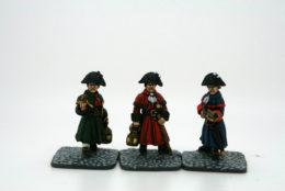Trent Miniatures BEADLES & WATCHMEN IR03/*  28mm Figures