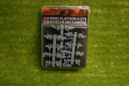 Flames of War BRITISH MMG PLATOON & MORTAR SECTION 15mm BR754