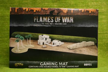 GAMING MAT Flames of War BB951