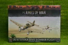 Flames of War JU 87 STUKA DIVE BOMBER FLIGHT GBX103