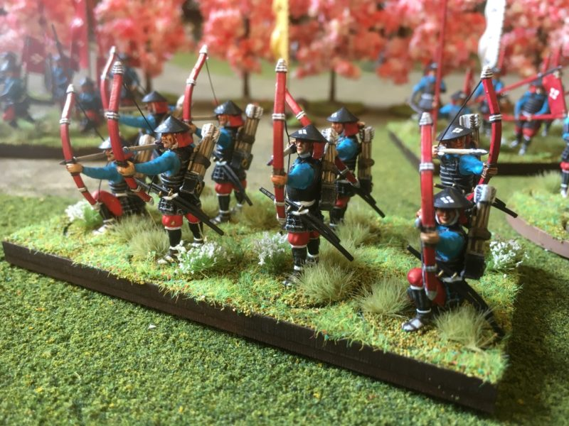 Ashigaru Bowmen unit