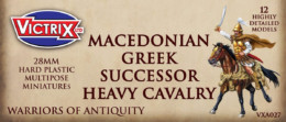 Victrix Macedonian Greek Successor Heavy Cavalry VXA027