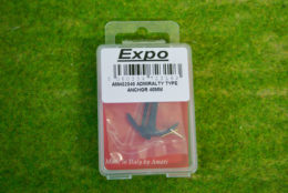 Expo Tools ANCHOR – ADMIRALTY ANCHOR 40MM AM402040