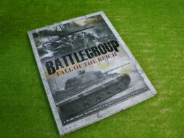 Battlegroup: FALL OF THE REICH WW2 WARGAME SUPPLEMENT BGK005