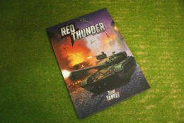 Red Thunder Soviet Army Book Flames of War Team Yankee Supplement FW909