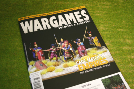 WARGAMES, SOLDIERS & STRATEGY MAGAZINE Issue 91