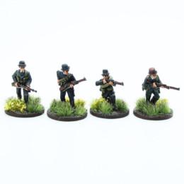City Workers Footsore Miniatures Inter-War 1918-1939 07VBC117