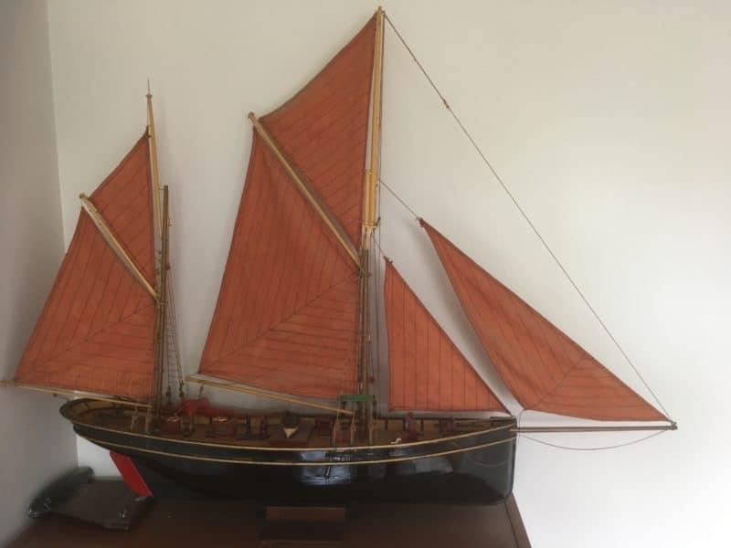 Brixham Trawler Valerian