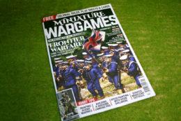 MINIATURE WARGAMES ISSUE 413 September 2017 MAGAZINE