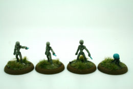 Lucid Eye Id Bods pack 1 ID01 Savage Core 28mm scale