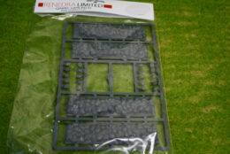 Renedra Stone Bases Plastic Scenery Terrain 28mm – 1/56th Scale