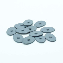 Late Roman Arthurian Shields Pack Footsore Miniatures SAGA 03-SHD-01