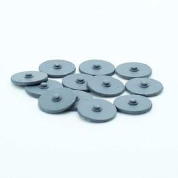 Large Smooth Dark Age Shields Pack Footsore Miniatures SAGA 03-SHD-02