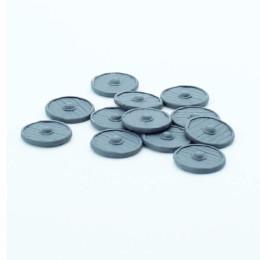 Large Wooden Dark Age Shields Pack Footsore Miniatures SAGA 03-SHD-03