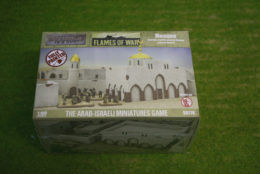 FLAMES OF WAR MOSQUE painted tabletop terrain 15mm to 28mm BB178