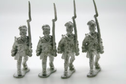 Victorious Miniatures NAPOLEONIC HIGHLAND INFANTRY CENTRE Coy NAPBR06 28mm