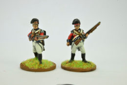 Victorious Miniatures NAPOLEONIC HIGHLAND INFANTRY Skirmishing NAPBR08 28mm