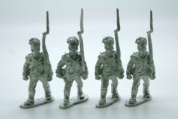 Victorious Miniatures NAPOLEONIC HIGHLAND INFANTRY FLANK Coy NAPBR07 28mm