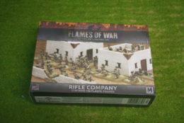 Flames of War US RIFLE COMPANY 15mm UBX58