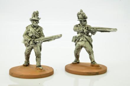 Victorious Miniatures NAPOLEONIC BRITISH LINE INFANTRY Skirmishing NAPBR04 28mm