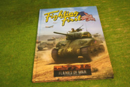 Fighting First US Forces in North Africa 1942-43 Supplement Flames of War FW243
