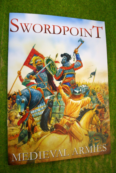 Swordpoint – Medieval Armies Wargames Rules Supplement