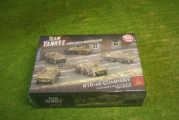Flames of War BTR-60 Company Transport Platoon PLASTIC 15mm TSBX14