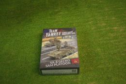 Flames of War SA-8 Gecko SAM Battery  15mm TSBX16