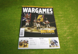 WARGAMES, SOLDIERS & STRATEGY MAGAZINE Issue 92