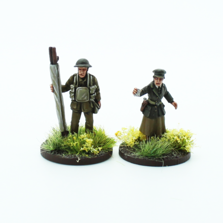 Medics Footsore Miniatures Inter-War 1918-1939 07VBC118