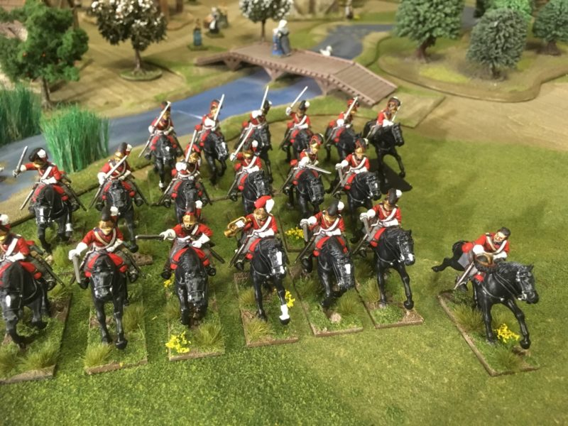 Cavalry charge!