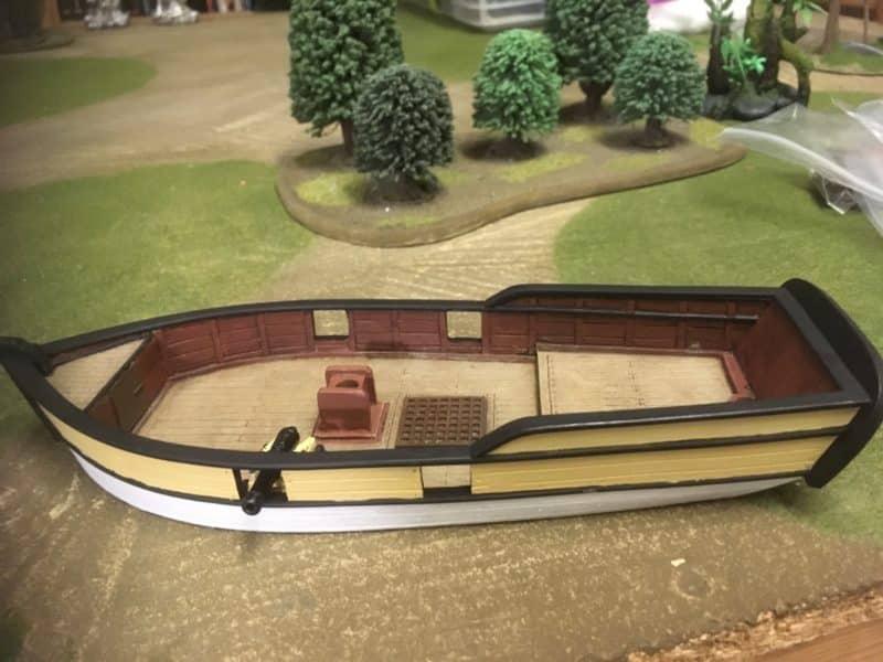 Sloop ahoy!