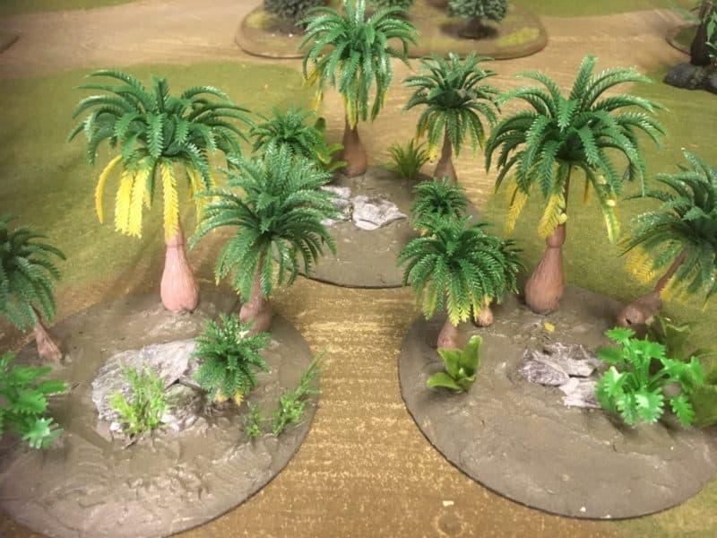More Jungle Scenery