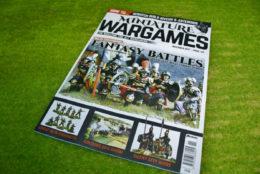 MINIATURE WARGAMES ISSUE 415 NOVEMBER 2017 MAGAZINE