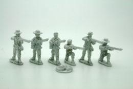 Trent Miniatures TYROLEAN LANDESSCHUTZEN AH98/10 28mm