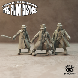 Lucid Eye Plot Device The Ultrateens 2 Savage Core 28mm ULT02