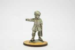Victorious Miniatures BOXER GUN COMMANDER BOXGU01 28mm