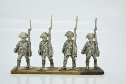 Victorious Miniatures NAPOLEONIC BRITISH LINE INFANTRY Bicornes NAPBR11 28mm
