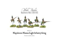 Warlord Games Napoleonic Nassau Light Infantry 28mm