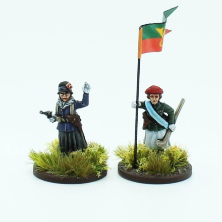 The Women's Institute Command Footsore Miniatures Inter-War 1918-1939 07VBC120