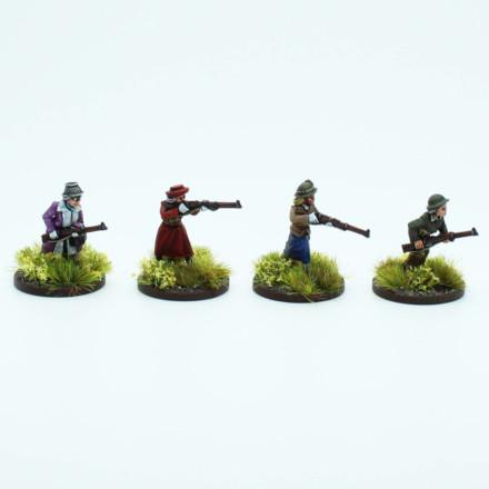 The Women's Institute Footsore Miniatures Inter-War 1918-1939 07VBC121