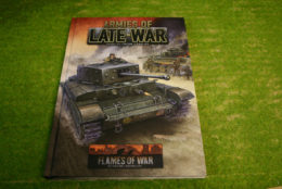 Armies of Late War 1944-45 Supplement Flames of War FW130