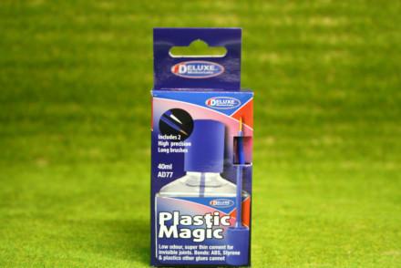 Deluxe Plastic Magic glue for plastic models 40ml 46099