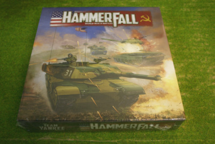 Flames of War Hammerfall Starter Set 15mm Team Yankee TYBX01