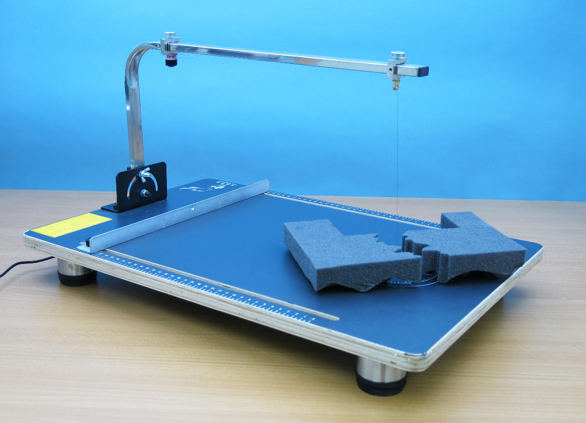 Expo BENCH TOP HOT WIRE FOAM & POLYSTYRENE CUTTER 74366 | ARCANE ...